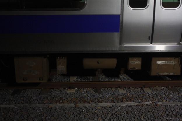 E531系 床下機器類 (4)