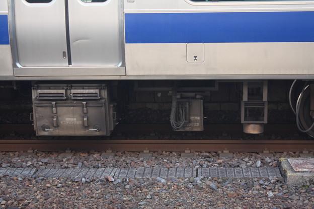 E531系 サハE531-11 線路モニタリング装置