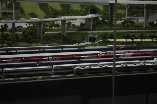 碓氷峠鉄道文化むらの模型鉄道パノラマ 20180812_271