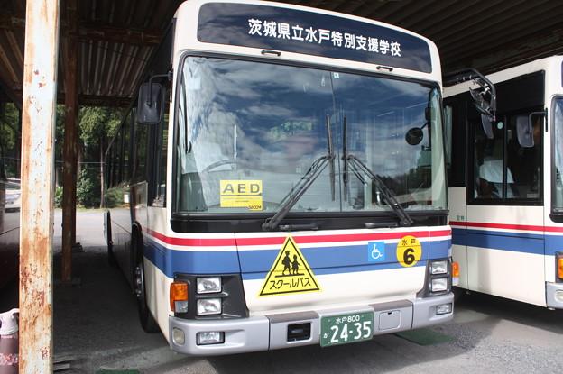 茨城交通 水戸800か2435
