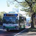 Photos: 奈良市内を走行する奈良交通 (3)