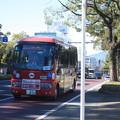 Photos: 奈良市内を走行する奈良交通 (4)