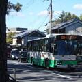 Photos: 奈良市内を走行する奈良交通 (5)