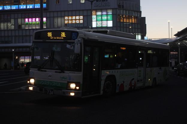 奈良交通 奈良200か724