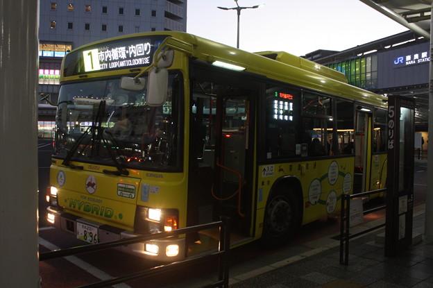 奈良交通 奈良200か896