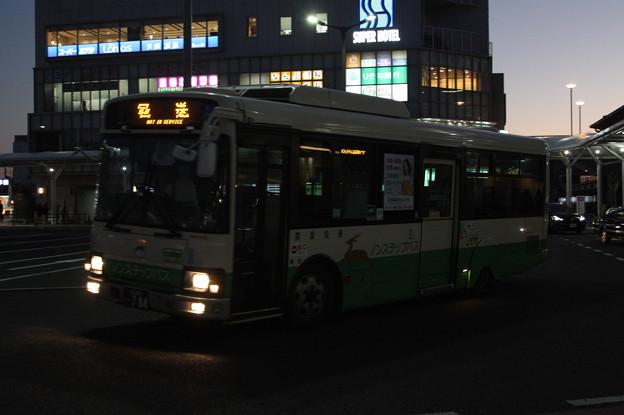 奈良交通 奈良200か784