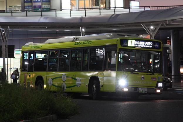 奈良交通 奈良200か1106