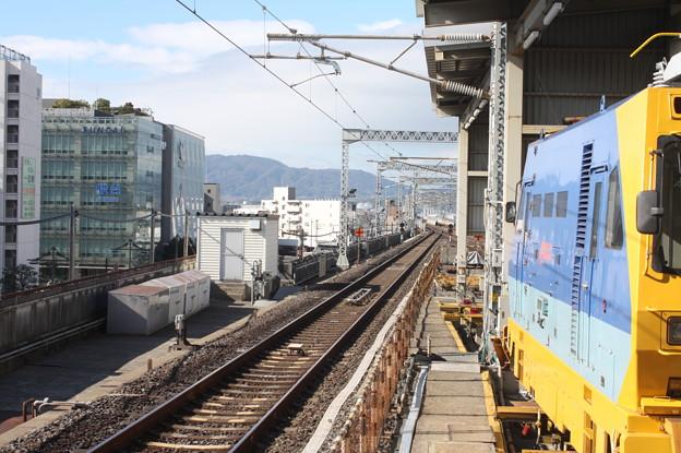 JR東海 東海道新幹線 マルチプルタイタンパー
