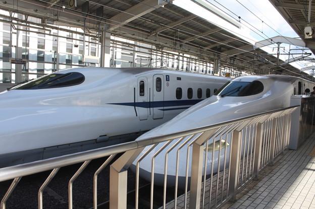 東海道新幹線 N700系2000番台X69編成 (1)