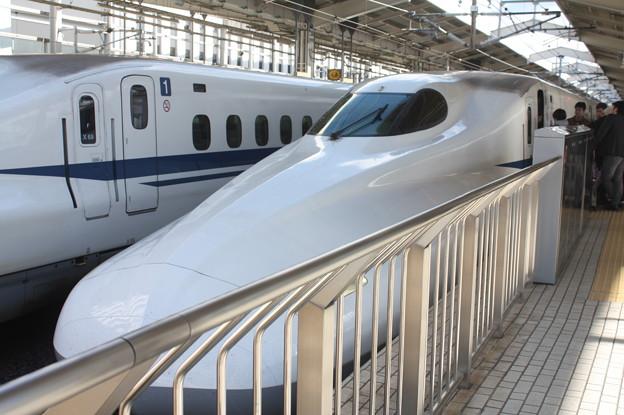 東海道新幹線 N700系2000番台X1編成