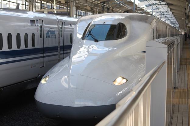 東海道新幹線 N700系1000番台(N700A)G25編成