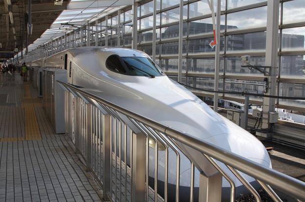 東海道新幹線 N700系2000番台X65編成 (1)