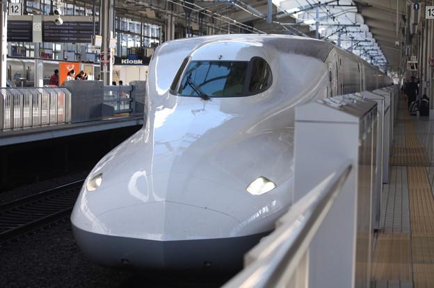 東海道新幹線 N700系2000番台X76編成