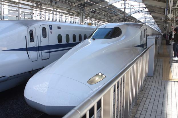 東海道新幹線 N700系5000番台K13編成