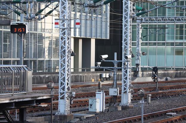 東海道新幹線東京駅で何となく撮ったもの