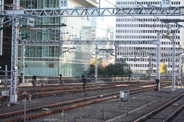 東海道新幹線東京駅で何となく撮ったもの (3)