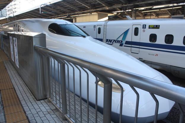 東海道新幹線 N700系2000番台X46編成
