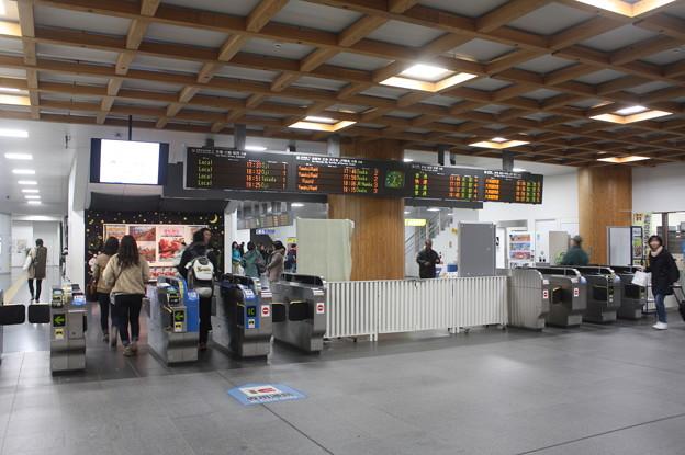Photos: 奈良駅 改札口