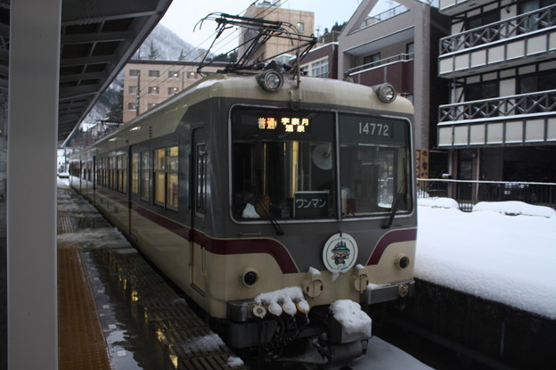 富山地方鉄道 14000系14772