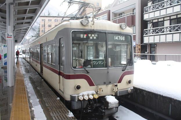 富山地方鉄道 14000系14766