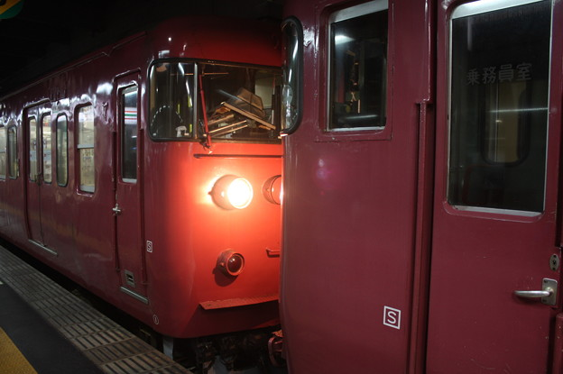 七尾線 415系800番台 連結部分