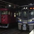 Photos: 北陸本線 413系・521系