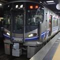 Photos: 北陸本線 521系J12編成
