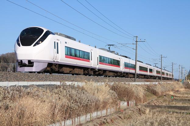 E657系K3編成 74M 特急ときわ74号 品川 行