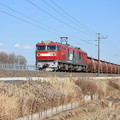 安中貨物 5094レ EH500-79+タキ1200形12B+トキ25000形4B (5)