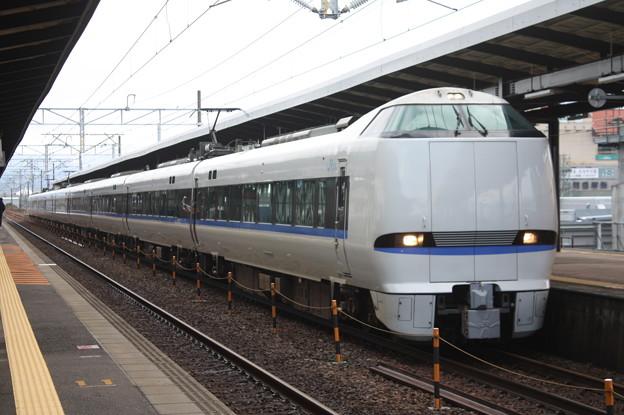 683系4000番台 特急サンダーバード82号 大阪 行