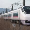 E657系K12編成 2053M 特急ときわ53号 勝田 行