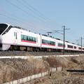 E657系K14編成 6M 特急ひたち6号 品川 行