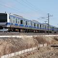 常磐線 E531系K411編成 1166M 普通 品川 行