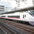 E657系K3編成 65M 特急ときわ65号 勝田 行 2019.01.25 (1)