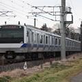 Photos: 常磐線 E531系K421編成 341M 普通 勝田 行