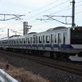 Photos: 常磐線 E531系K424編成 432M 普通 上野 行