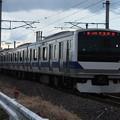 Photos: 常磐線 E531系K412編成 387M 普通 水戸 行