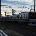 Photos: 常磐線 E531系K404編成 436M 普通 上野 行
