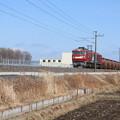 安中貨物 5094レ EH500-42+タキ1200形12B