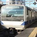 常磐線 E531系K421編成 323M 普通 高萩 行 2019.02.12