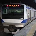 常磐線 E531系K456編成 569M 普通 いわき 行 2019.02.12