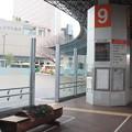 Photos: 金沢駅兼六園口 9番バスのりば