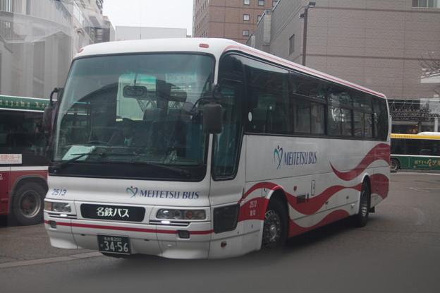 名鉄バス 2513号車