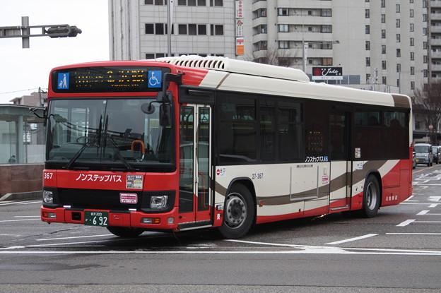 北陸鉄道 27-367号車