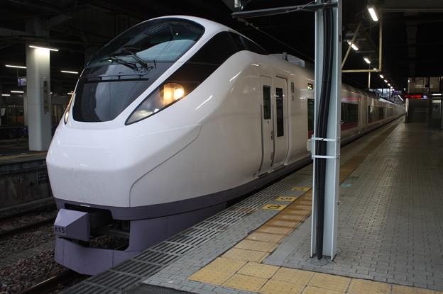E657系K15編成 82M 特急ときわ82号 品川 行 2019.02.27