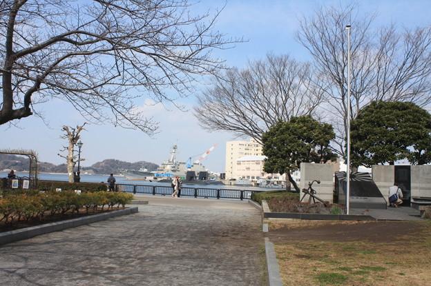 横須賀ヴェルニー公園 散策 20190302_103