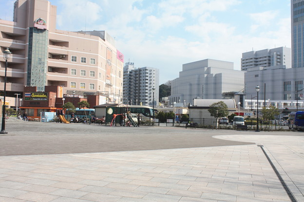 横須賀ヴェルニー公園 散策 20190302_112
