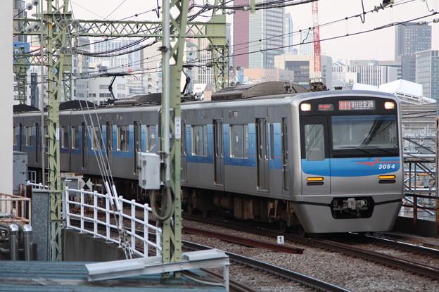 京成3050形3054F