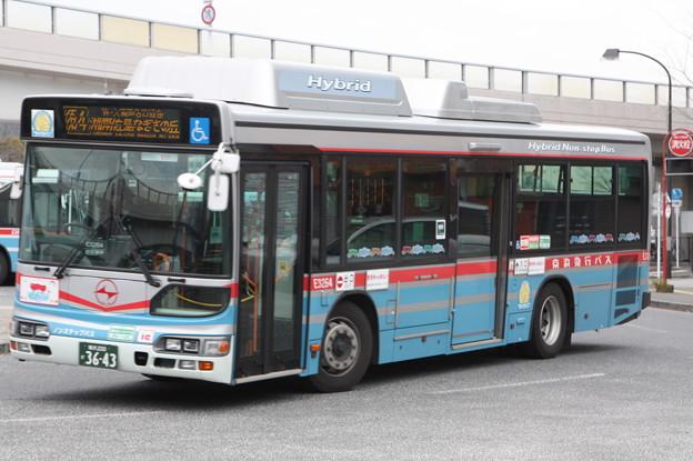 京浜急行バス E3264号車