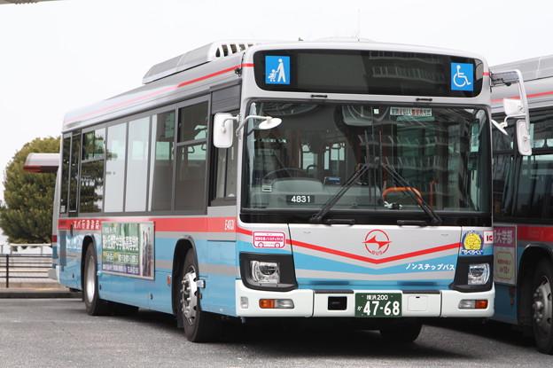 京浜急行バス E4831号車